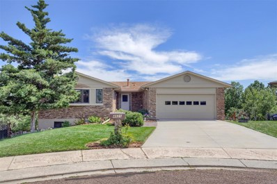 4821 Garden Place, Colorado Springs, CO 80918 - MLS#: 8722705
