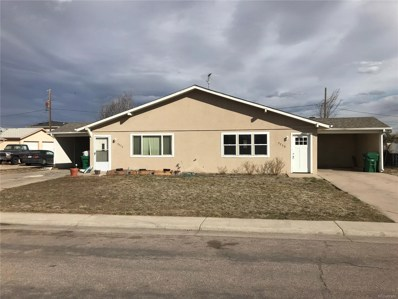 7730 Idlewild Street, Commerce City, CO 80022 - MLS#: 8725350