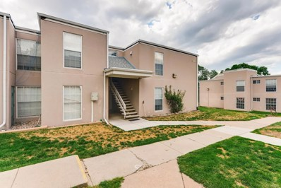 3140 Van Teylingen Drive UNIT Q, Colorado Springs, CO 80917 - MLS#: 8725595