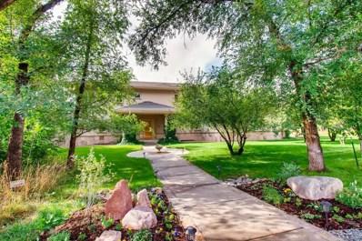 1480 Upland Avenue, Boulder, CO 80304 - #: 8727827