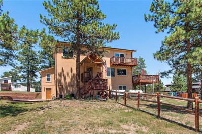 7012 Silverhorn Drive, Evergreen, CO 80439 - #: 8735295