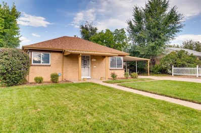 3024 N Cook Street, Denver, CO 80205 - MLS#: 8735967