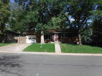 2952 S Zenobia Street, Denver, CO 80236 - #: 8739113
