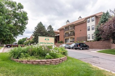 13950 E Oxford Place UNIT A108, Aurora, CO 80014 - MLS#: 8740241