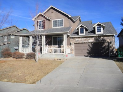 3508 Golden Spur Loop, Castle Rock, CO 80108 - MLS#: 8744673