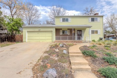 5814 Swadley Court, Arvada, CO 80004 - #: 8751757