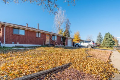 13662 E Dakota Avenue, Aurora, CO 80012 - MLS#: 8751820