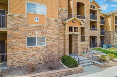 17520 Nature Walk Trail UNIT 101, Parker, CO 80134 - #: 8762920