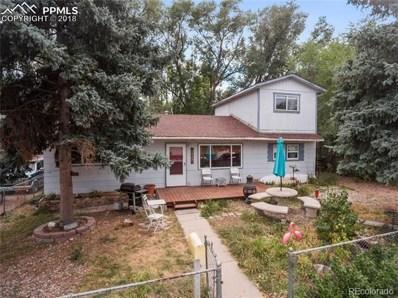1023 Montrose Avenue, Colorado Springs, CO 80905 - MLS#: 8762963