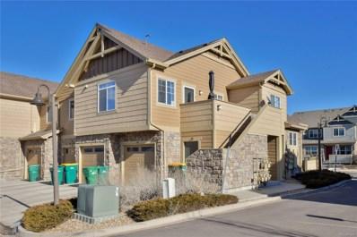 23465 E Platte Drive UNIT E, Aurora, CO 80016 - MLS#: 8764105