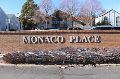 3351 S Monaco Parkway UNIT C, Denver, CO 80222 - MLS#: 8764223