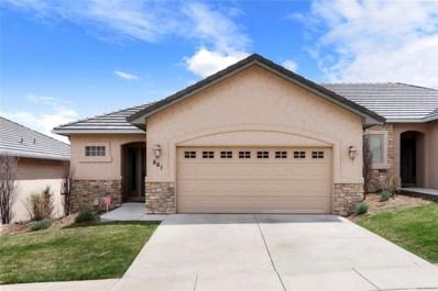 661 Orchestra Drive, Colorado Springs, CO 80906 - #: 8765833