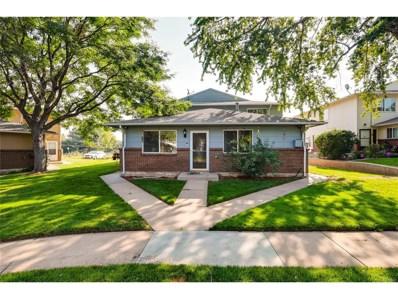 7309 W Hampden Avenue UNIT 1401, Lakewood, CO 80227 - MLS#: 8769523
