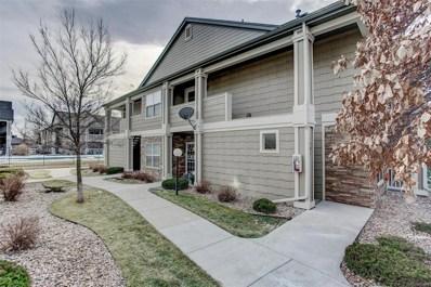 4385 S Balsam Street UNIT 201, Littleton, CO 80123 - MLS#: 8776383