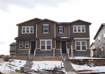 3688 Happyheart Way, Castle Rock, CO 80109 - MLS#: 8776483