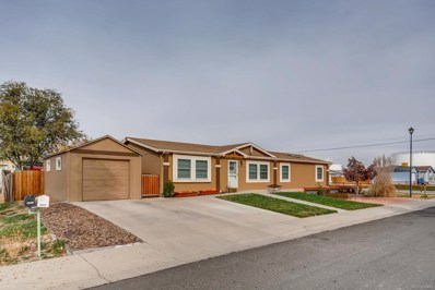 6071 E 82nd Avenue, Commerce City, CO 80022 - MLS#: 8777507