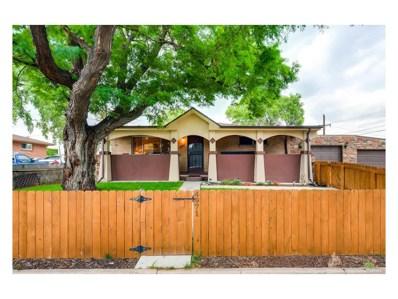 4971 W Hurst Place, Denver, CO 80204 - MLS#: 8778958