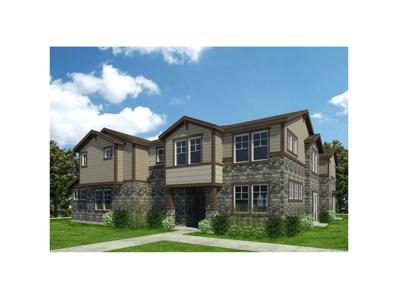 24582 E Hoover Place UNIT C, Aurora, CO 80016 - MLS#: 8783401