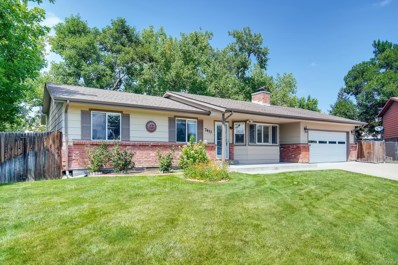 7411 S Upham Street, Littleton, CO 80128 - #: 8789826