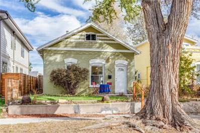 2450 S Bannock Street, Denver, CO 80223 - #: 8790048