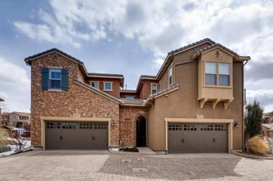3017 Veneto Court, Highlands Ranch, CO 80126 - MLS#: 8790636