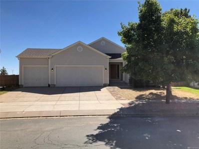 5423 Spoked Wheel Drive, Colorado Springs, CO 80923 - MLS#: 8793120