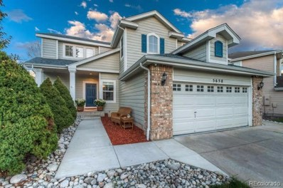 5658 S Harlan Street, Denver, CO 80123 - MLS#: 8793646