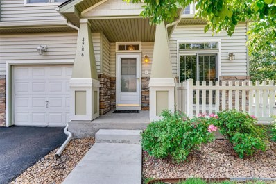 4786 Flower Street, Wheat Ridge, CO 80033 - MLS#: 8795675