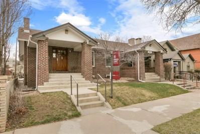 1762 Vine Street, Denver, CO 80206 - MLS#: 8799900