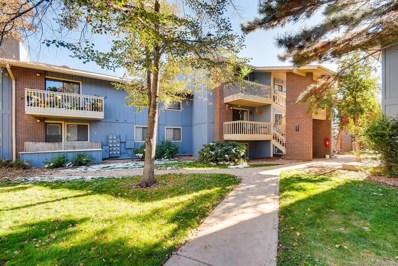 2800 Kalmia Avenue UNIT C110, Boulder, CO 80301 - MLS#: 8800396