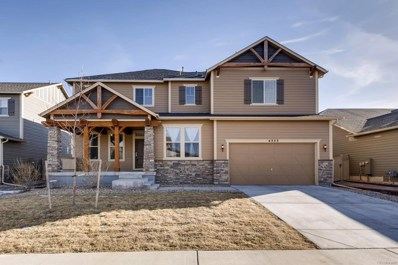 4353 Manorbrier Circle, Castle Rock, CO 80104 - #: 8802980