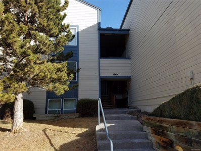 444 S Kittredge Street UNIT 303, Aurora, CO 80017 - MLS#: 8807591