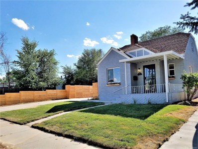 1515 Oneida Street, Denver, CO 80220 - MLS#: 8807996