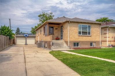 1431 Zenobia Street, Denver, CO 80204 - MLS#: 8809358