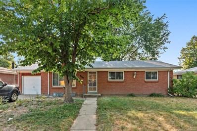 3141 Victor Street, Aurora, CO 80011 - MLS#: 8810632