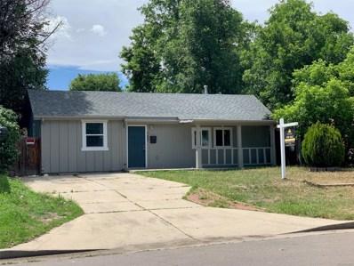 107 Irving Street, Denver, CO 80219 - #: 8816575