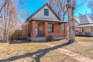 828 S Logan Street, Denver, CO 80209 - #: 8817460