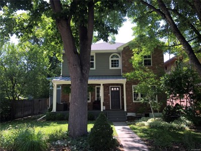 2605 S Milwaukee Street, Denver, CO 80210 - MLS#: 8817669