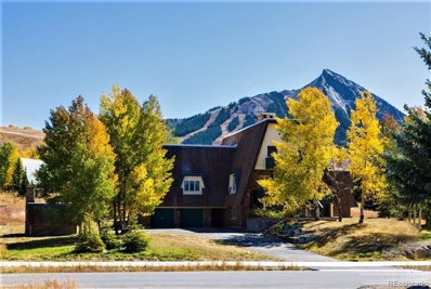 852 Gothic Road, Mt Crested Butte, CO 81225 - #: 8817699