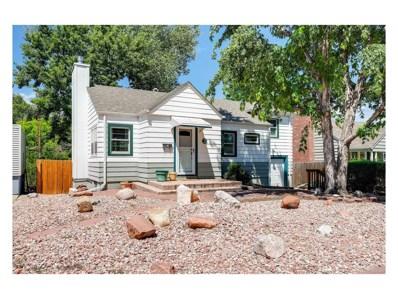 2515 S Clarkson Street, Denver, CO 80210 - MLS#: 8818572