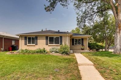 5581 E Colorado Avenue, Denver, CO 80222 - MLS#: 8821024