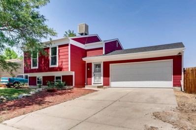 20737 E Coolidge Place, Aurora, CO 80011 - MLS#: 8823440