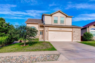 7058 Grand Prairie Drive, Colorado Springs, CO 80923 - #: 8829305