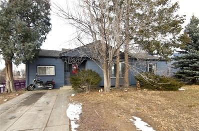 1101 Kenton Street, Aurora, CO 80010 - #: 8832898