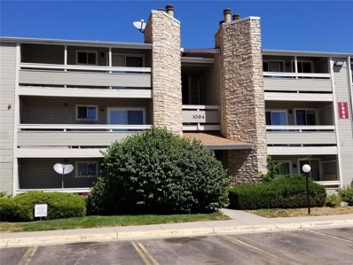 1094 S Dearborn Street UNIT 102, Aurora, CO 80012 - #: 8838349