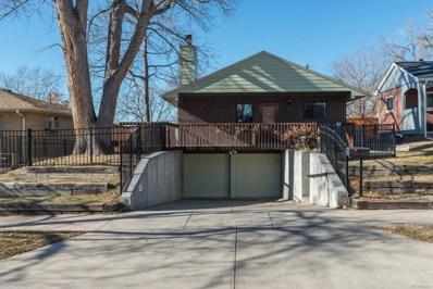 1427 S Lafayette Street, Denver, CO 80210 - MLS#: 8840995