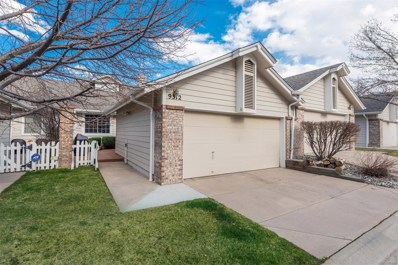 9312 Miles Drive, Lone Tree, CO 80124 - MLS#: 8841080