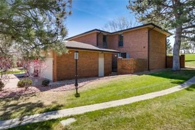 6350 W Mansfield Avenue UNIT 58, Denver, CO 80235 - #: 8847357