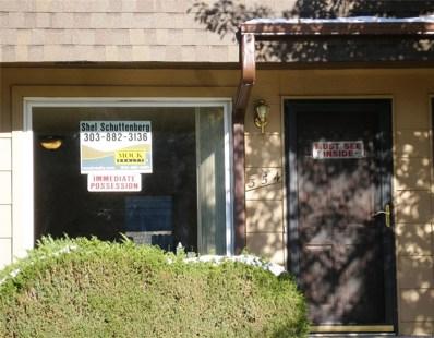 354 Gladiola Street, Golden, CO 80401 - MLS#: 8850010