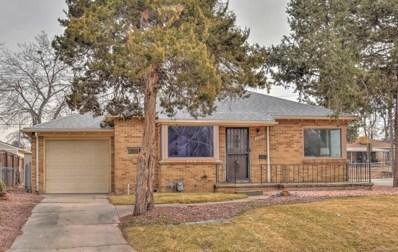 3000 Poplar Street, Denver, CO 80207 - #: 8850515